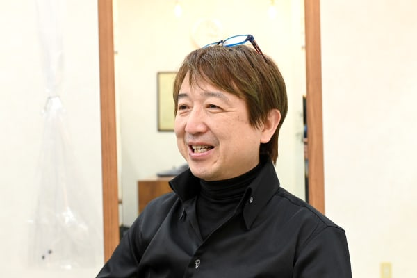野入 伊久麿 代表