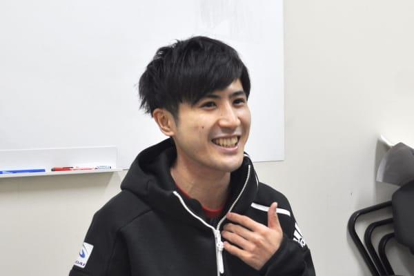 戸辺 剛司 コーチ