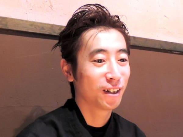 矢野 貢司 店長