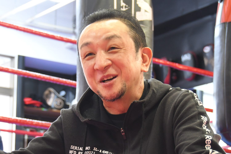 インスパイヤード モーション キックボクシングスタジオ 山本 アキラ 代表