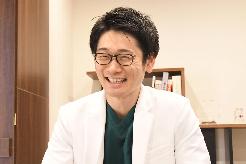 デンタルオフィス青葉台 島松 博 院長