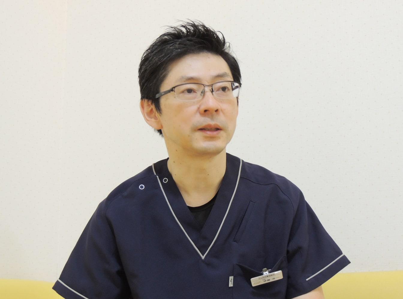 北山田耳鼻咽喉科 伊藤 浩一 院長