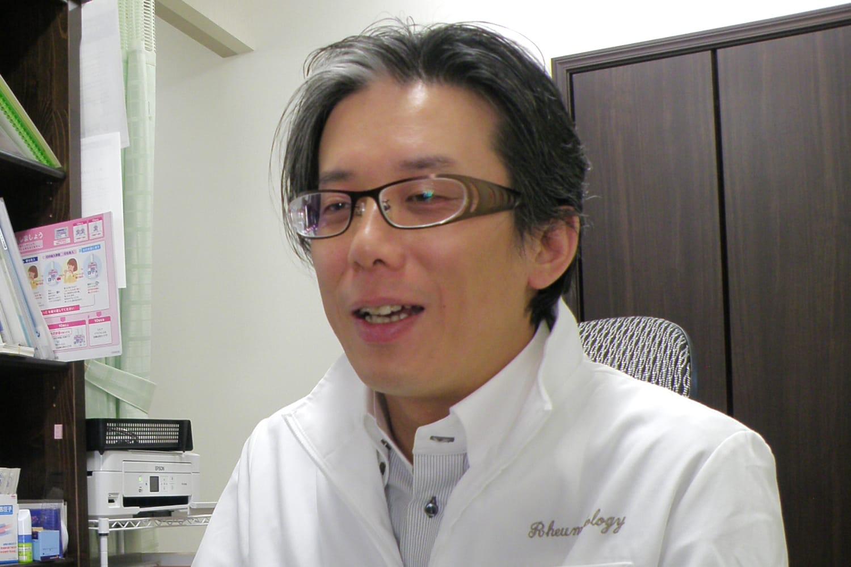 都筑あずま内科リウマチ科 東 浩平 院長