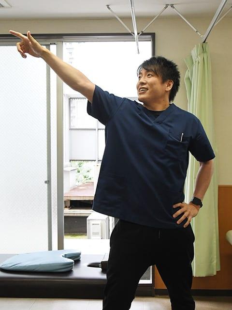 なごみ鍼灸接骨院 佐々木 敬太 院長