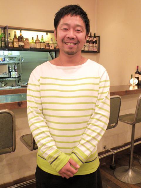 cafe-orimo(カフェオリモ) 織茂 豊和 代表