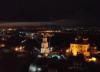 Световое шоу вРязанском кремле сняли свысоты