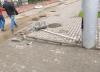 В центре Рязани починили упавший светофор