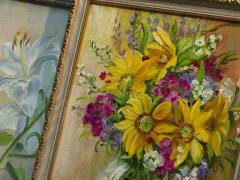 В Рязани открылась выставка художников-любителей. На полотнах — природа родного края