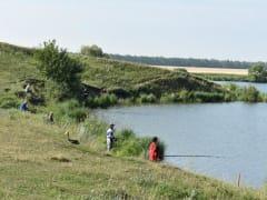 В Михайловском районе прошли открытые районные лично-командные соревнования по спортивной ловле рыбы поплавочной удочкой
