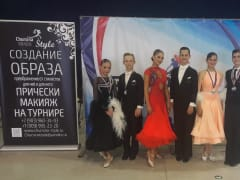 Рязанцы завоевали места детско-юношеского танцевального турнира «Grand Dance»