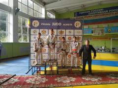 Состоялось первенство Рязанской области по дзюдо среди юношей и девушек 14-16 лет