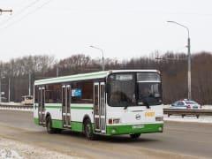 В Рязани маршрут автобуса №18 планируют продлить до военного городка