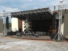 В ЦПКиО завершается подготовка к фестивалю КВН