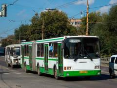 Из-за прорыва водопровода изменилась схема движения рязанских автобусов