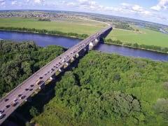 На строительства моста-дублёра в Рязани планируют выделить 8 млрд рублей