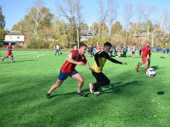 Фан-клуб «Спартака» провел в Ряжске футбольный турнир