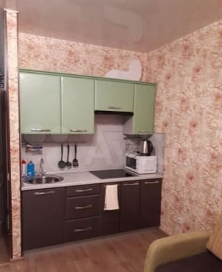 1-к квартира, 30 м², 9/23 эт.
