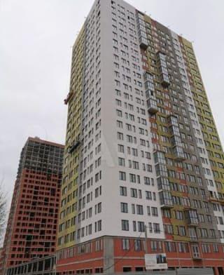 2-к квартира, 60.4 м², 7/18 эт.