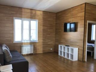 Дом 90 м² на участке 10 сот.