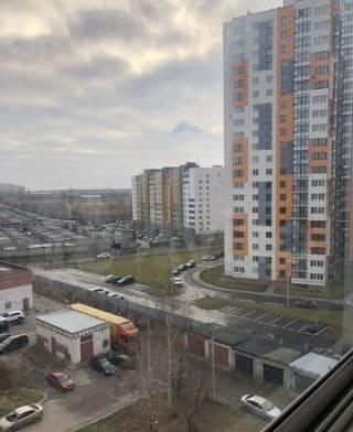 1-к квартира, 35 м², 8/8 эт.