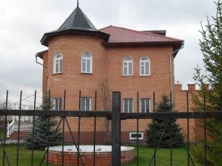 Коттедж 350 м² на участке 30 сот.