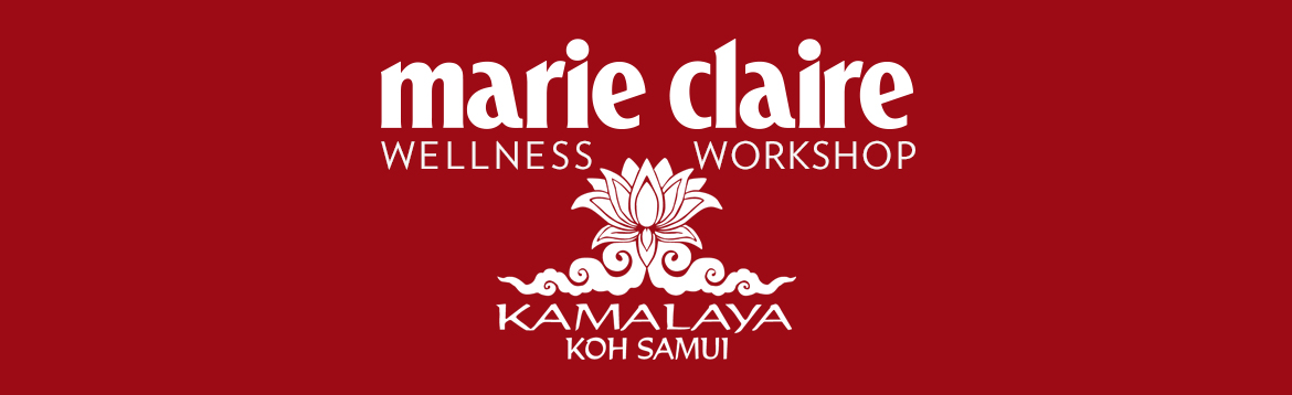 Marie Claire Wellness Workshop