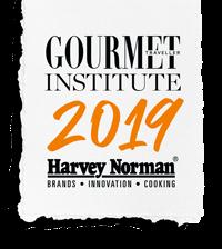 GOURMET INSTITUTE 2019