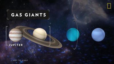 National Geographic Solar System - Dạy trẻ về bầu trời và thiên văn