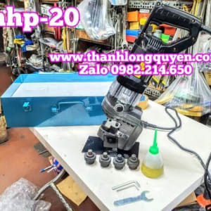 máy đột lỗ thép điện mhp-20