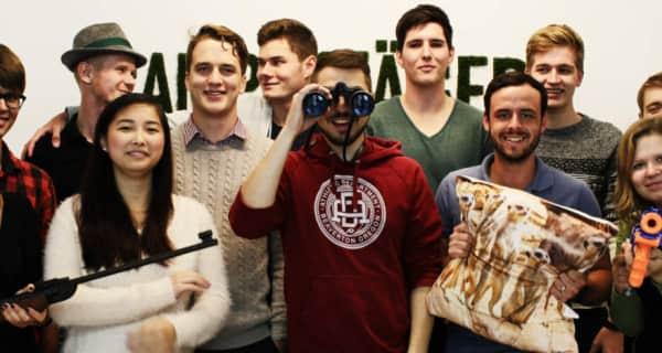 Studentische Startups #1: Campusjäger