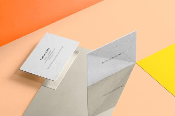 Visitenkarten: Ein Muss – auch für digital aufgestellte Freiberufler