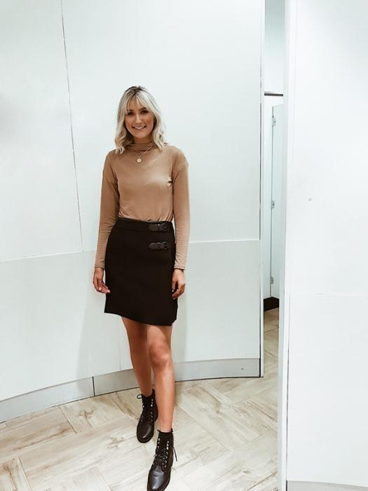 Dunnes Stores Gallery Polo £12 Gallery Skirt £25