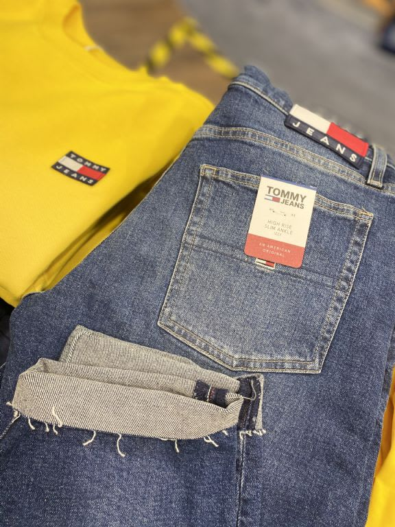 tommy hilfinger ladies jeans 80 louis boyd buttercrane