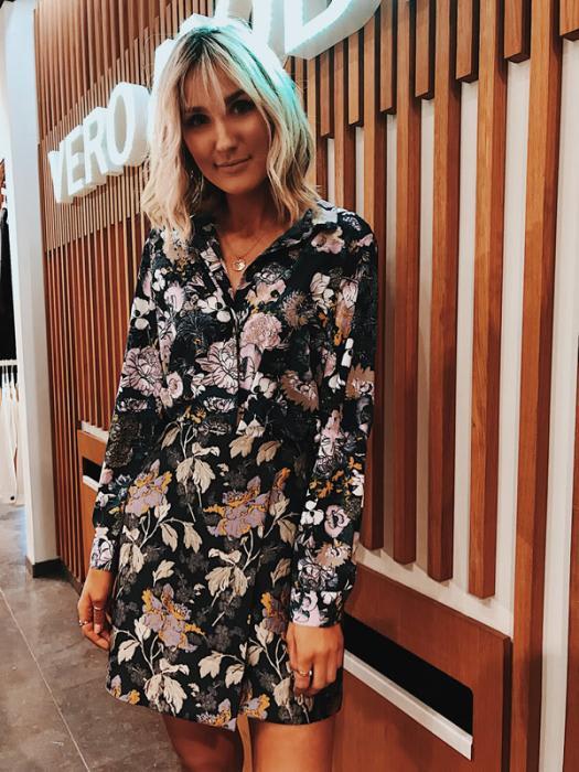 Vero Moda Skirt £36.00 Blouse £32.00