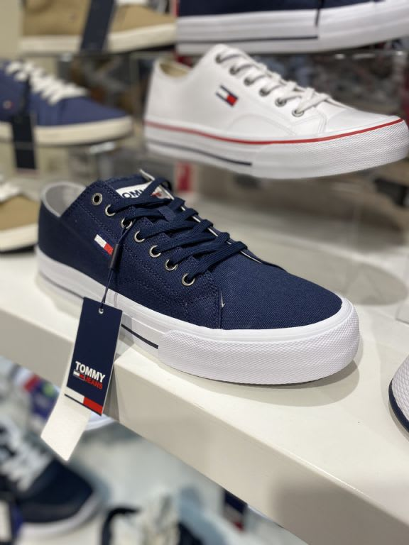 Tommy Trainers, £60, Louis Boyd