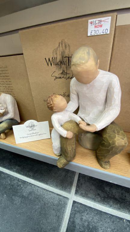 Willow Figurine from Hallmark was £38 now £30.40