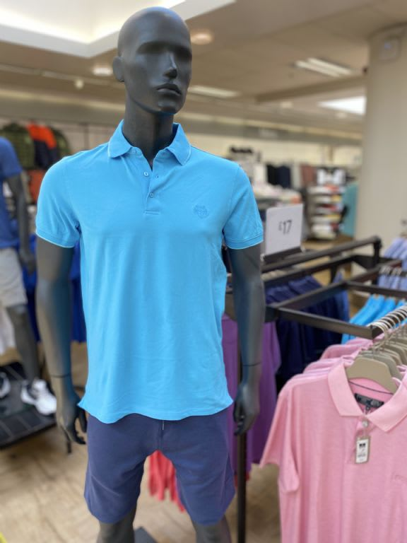 Dunnes Stores Polo Shirt from £17
