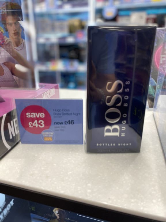 Superdrug Father's Day Fragrance Offers