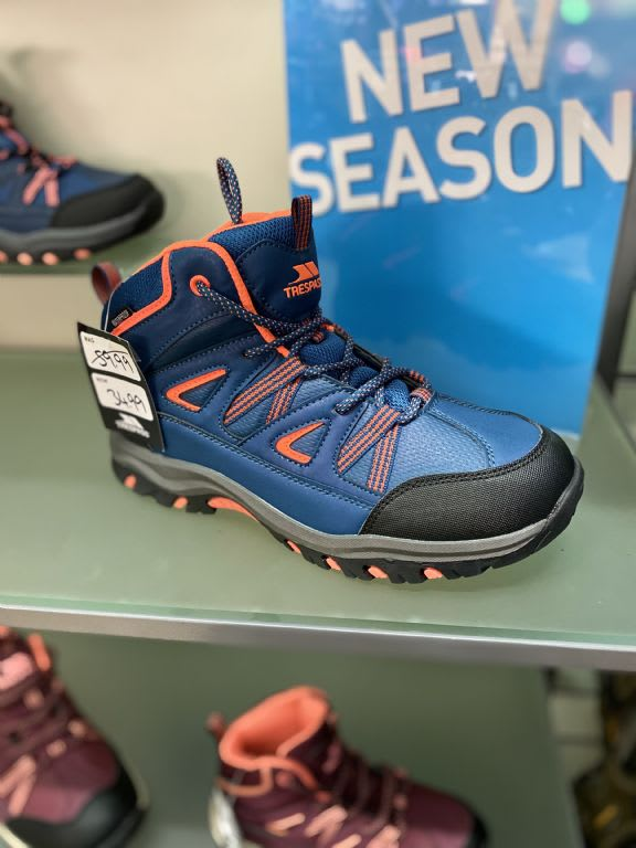 Trespass Walking Boot, now £34.99 from £59.99