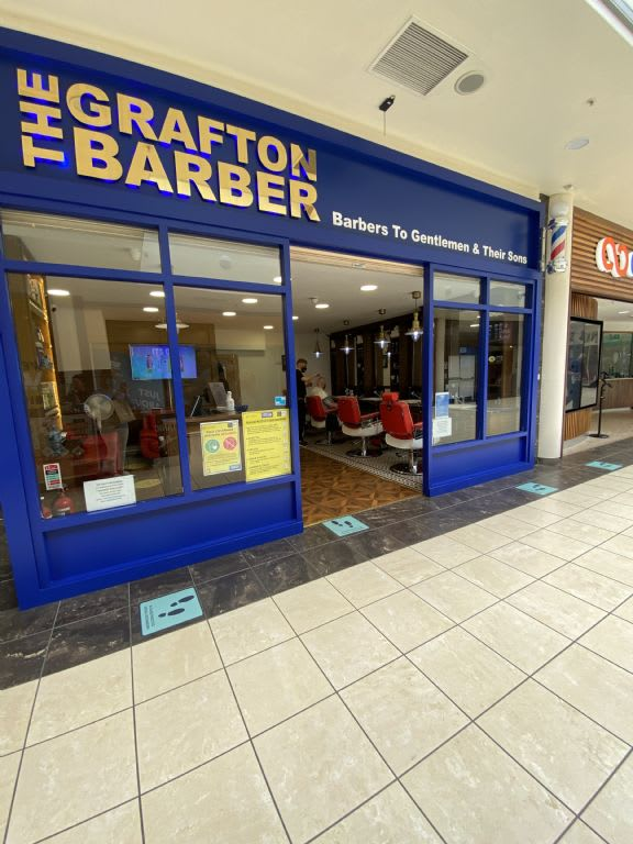 Vouchers available for Grafton Barbers