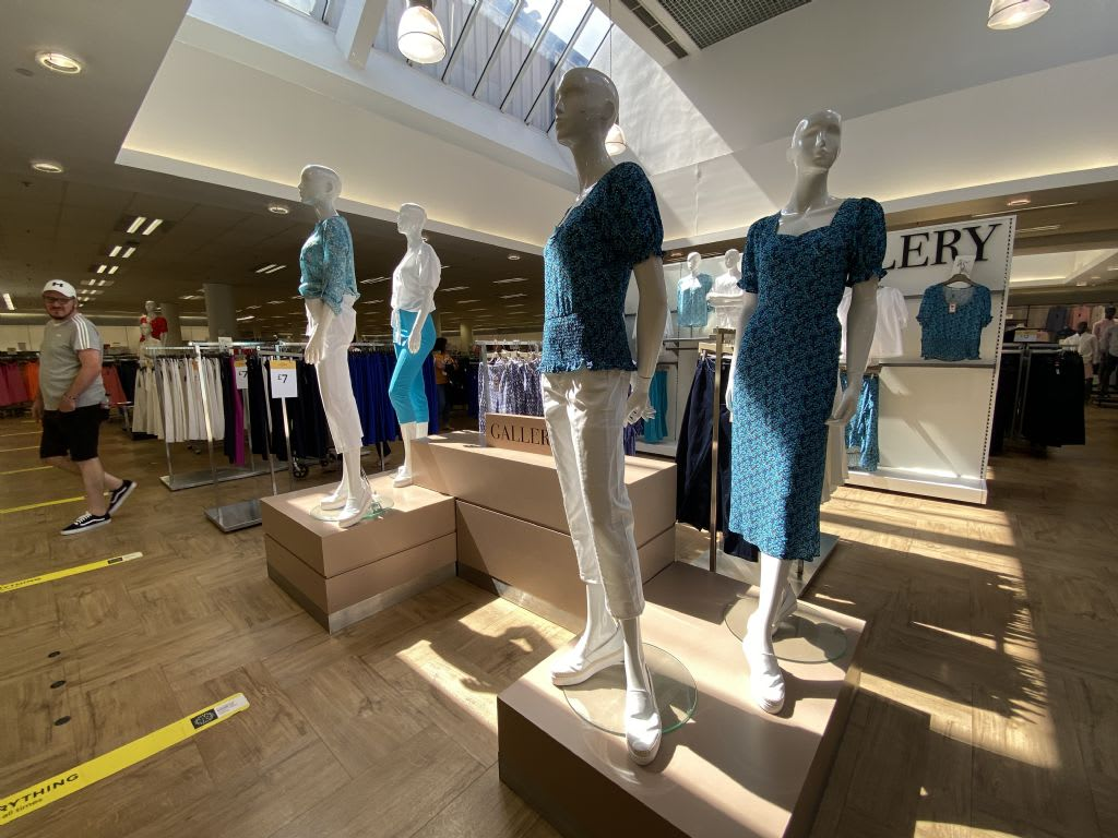 new arrivals at dunnes stores gallery
