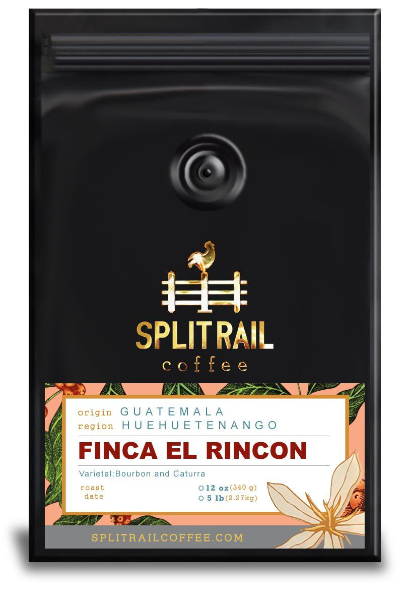 Guatmalan Fina el Rincon is a single origin, small batch coffee, with a nutty and chocolatey flavor
