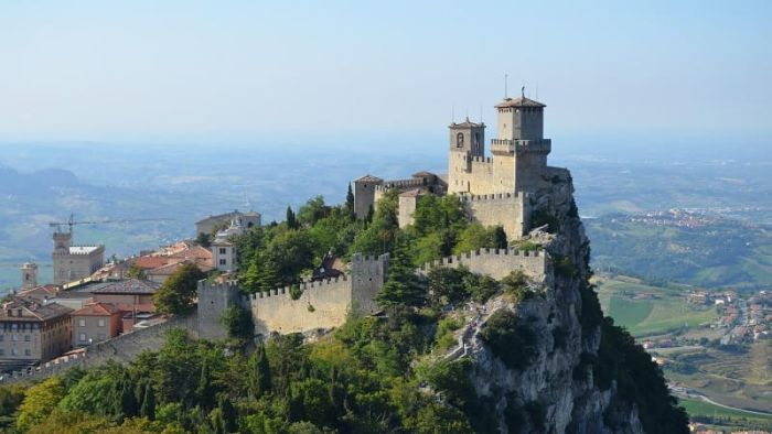 San Marino-smallest-countries-in-the-world