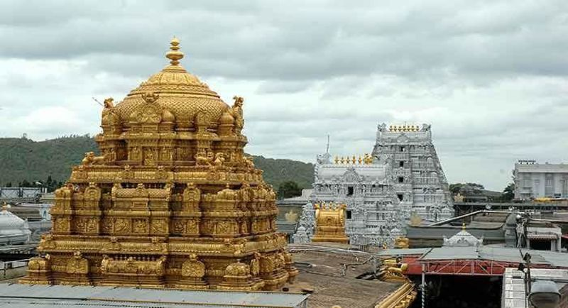 Top 5 Golden Temples In India To Visit 1