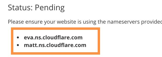 Cloudflare-Missing-Record