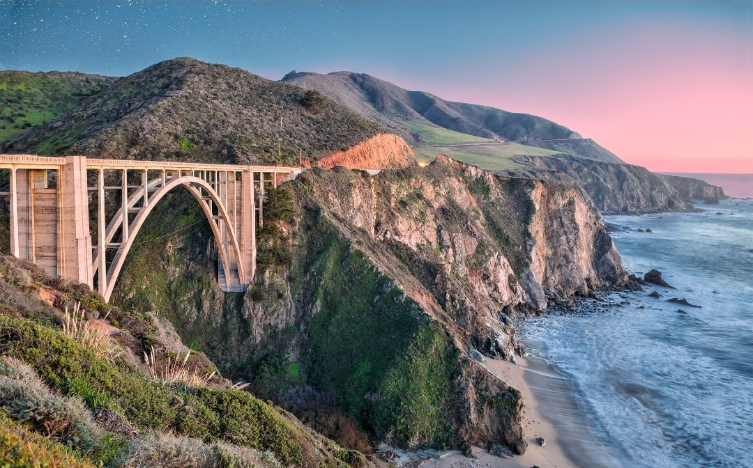 Big Sur best places to visit in California