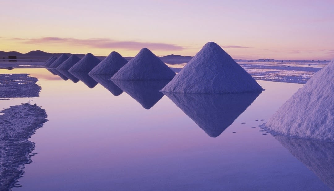 Salar de uyuni unreal places in the world