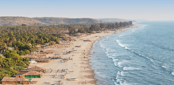 Calangute-best-Beaches-in-goa