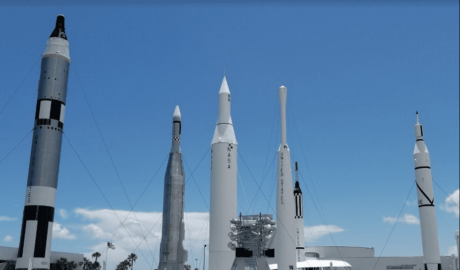 Kennedy-Space-center-Places-to-Visit-In-Florida