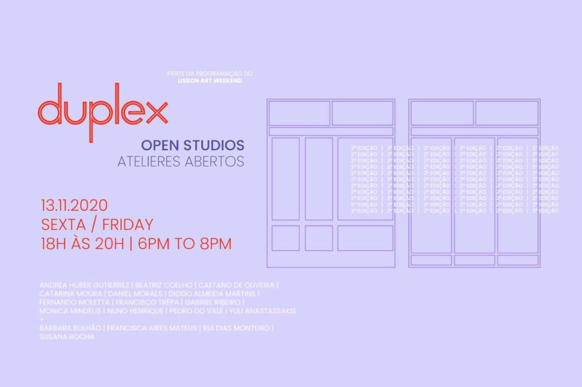 Francisca Aires Mateus | Duplex Open Studios